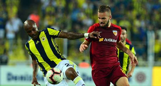 Kayserispor-Fenerbahçe rekabeti