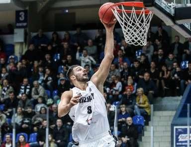 Stevan Jelovac, Gaziantep Basketbol'da