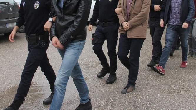 Samsun'da büyük operasyon; 11 Gözaltı