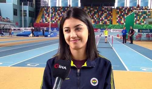 (Özel haber) Esra Yılmaz: 'Fenerbahçe'de en iyisi olmak zorundasın'