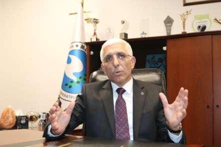 Marmarabirlik'ten gübre ve ilâç desteği