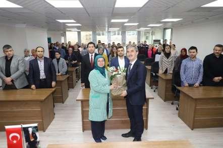 Başkan Şirin'den personele müjde üstüne müjde