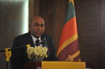 Sri Lanka'nın bağımsızlığının 71. yıldönümü Trabzon'da düzenlenen resepsiyonla k
