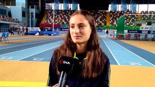 (Özel haber) Rümeysa Ökdem: 'Olimpiyat sürecinde çok çalışmam gerekiyor'