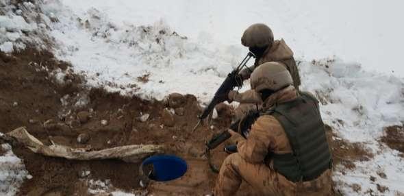 Erciş'te terör operasyonu: 13 gözaltı