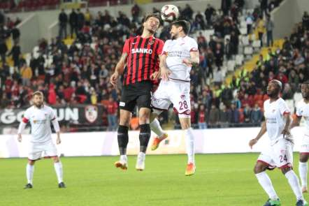 Spor Toto 1. Lig: Gazişehir Gaziantep: 2 - Tetiş Yapı Elazığspor: 0