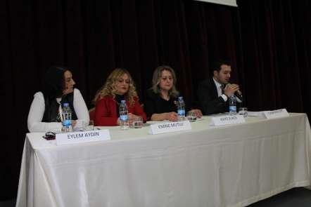 Fatsa'da 'Kadınlar Günü'ne özel panel