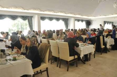 Beykoz Belediyesi 8 Mart Kadınlar Günü'nde sporsever kadınları ağırladı