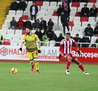 Spor Toto Süper Lig: DG Sivasspor: 2 - Evkur Yeni Malatyaspor: 0 (Maç sonucu)