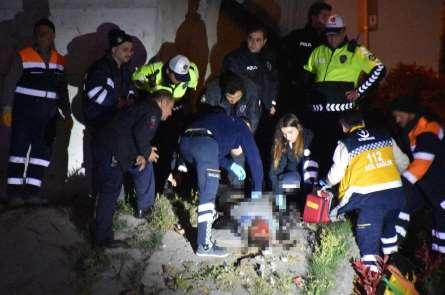 E-5'te zincirleme trafik kazası... Kazadan bir saat sonra temizlik işçisi taraf