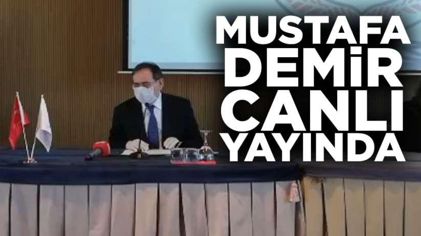 Mustafa Demir canlı yayında