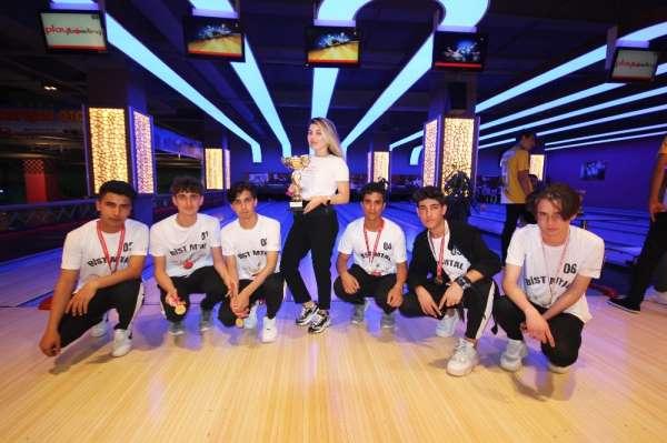 Adanada 'Okullararası Bowling İl Birinciliği'