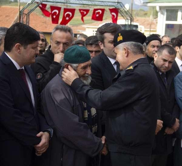 Yeni Zellanda saldırısı sonrası hastanede ölen Zekeriya Tuyan Çubuk'ta defnedild