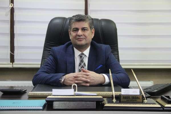 Konya SMMMO Başkan Adayı Abdil Erdal: 'Ruhsat dağıtım törenleri ve firmalarla in