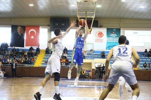 Denizli Basket Türkiye Basketbol Ligi'ne çıkmaya hak kazandı