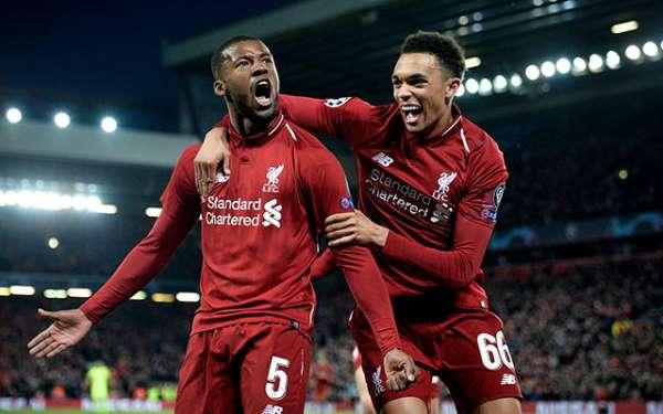 Liverpool'dan Barca'ya 4 gol