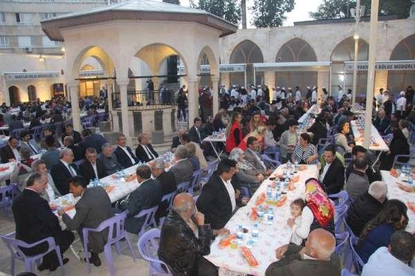 Kilis'te şehit aileleri ve gazilere iftar