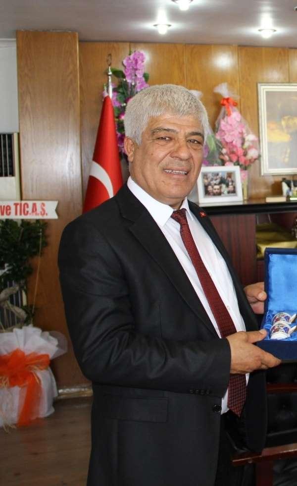 Silifke Belediye Başkanı, kız kardeşini yaralama iddiasıyla ifade veriyor