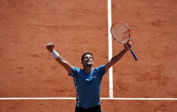 Fransa Açık erkekler finalinin adı Nadal - Thiem