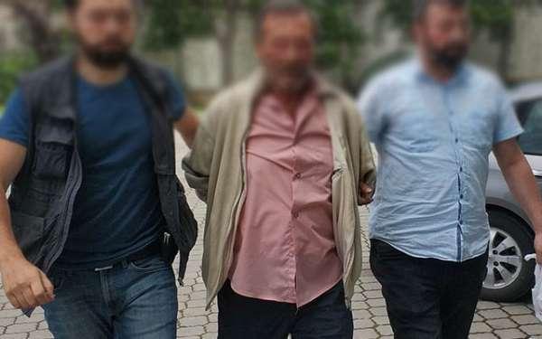 Samsun'da o büfeci yakalandı