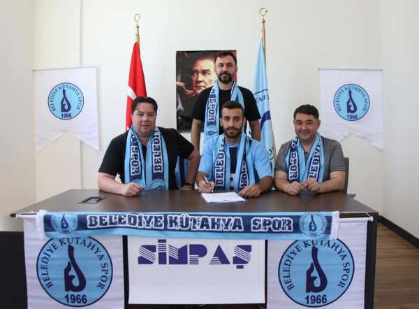 Belediye Kütahyaspor sol bek Abdurrahim Dağ'ı transfer etti