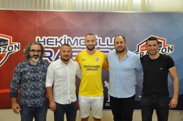 Gökhan Köstereli Hekimoğlu Trabzon'da