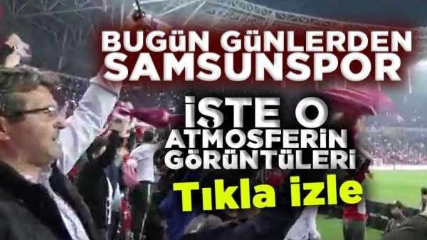 Samsunspor Pendikspor maç öncesi!