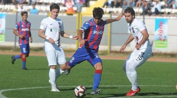 TFF 2. Lig Kırmızı Grup: Niğde Anadolu FK- Vanspor FK: 0-1