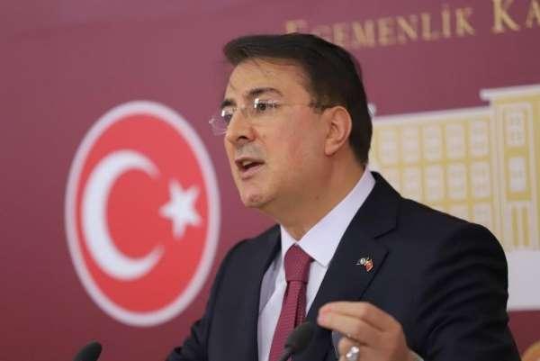 Aydemir Erzurumsporu TBMM gündemine taşıdı
