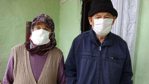 Korona virüs hastası çifti doktorum diyerek dolandırdılar