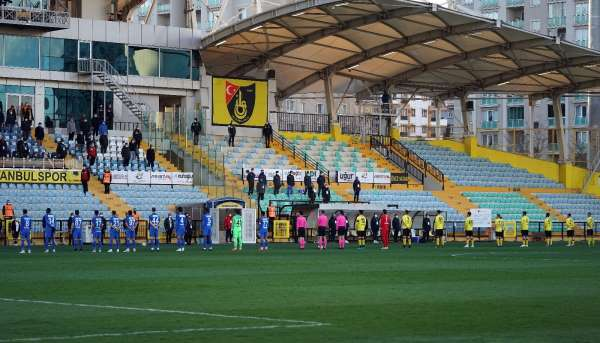 TFF 1. Lig: İstanbulspor: 2 - Tuzlaspor: 1