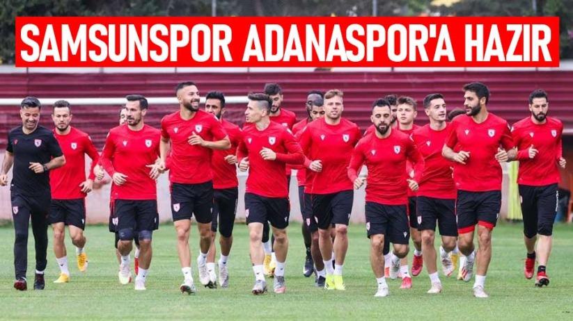 Samsunspor Adanaspora Hazır