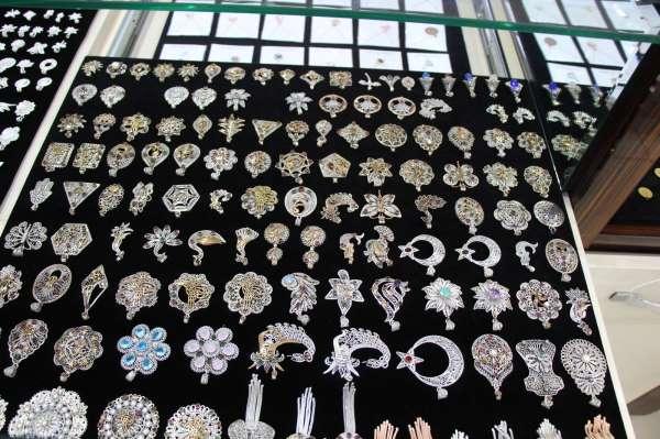Akyüz gümüş ürünleri Anneler Gününde online satışta yoğun ilgi gördü