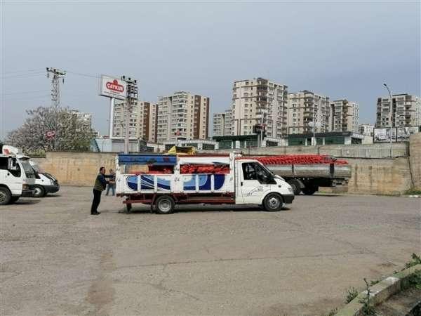 Diyarbakırda 292 bin haneye 5 bin 844 ton patates ve soğan dağıtıldı