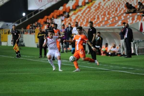 TFF 1. Lig: Adanaspor: 0 - Samsunspor: 2