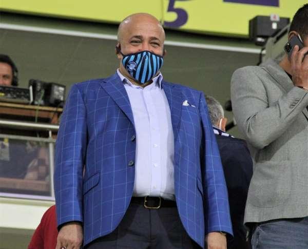 TFF 1. Lig: Menemenspor: 0 - Adana Demirspor: 2