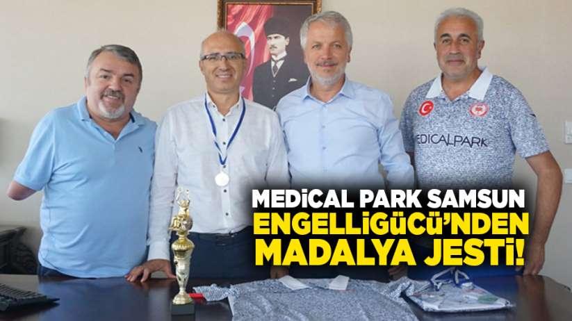 Medical Park Samsun'dan büyük jest!