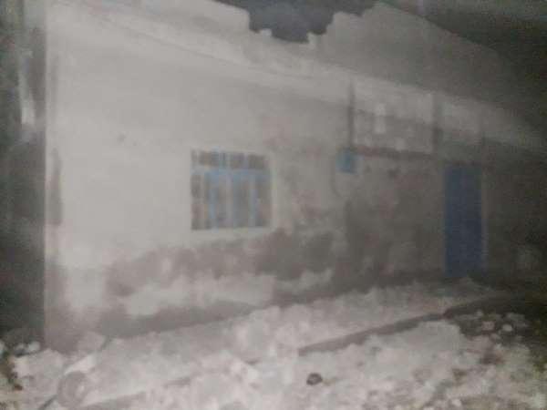 Terör örgütü PKK/PYD Cebel kampını vurdu