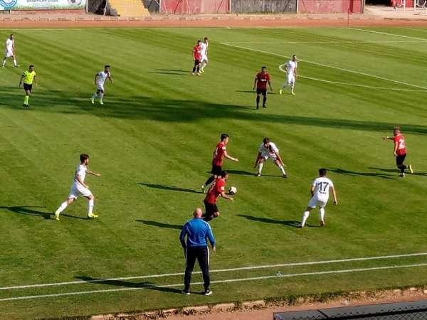 TFF 2. Lig Kırmızı Grup: Van Spor FK - UTAŞ Uşakspor: 1-2