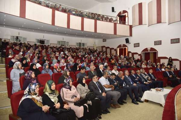 Tokat'ta, 'Aile Okulu' açıldı