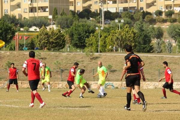 Toroslar'da Kurumlar Arası Futbol Turnuvası heyecanı başlıyor