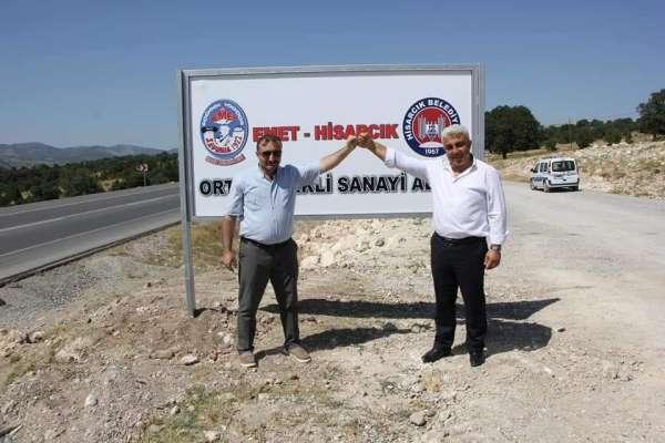Emet ve Hisarcık belediye başkanlarından yatırımcılara davet çağrısı