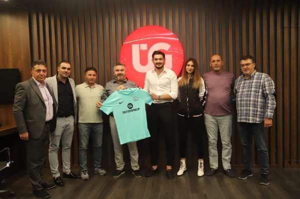 Muhammed Üstekten Horozkentspora büyük destek
