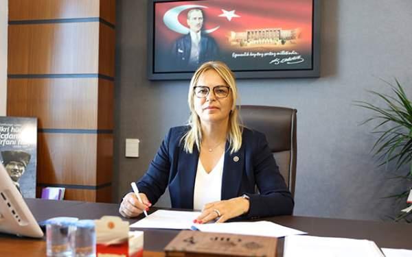 Hancıoğlu: 'En büyük mirasın, ilelebet payidar kalacak'