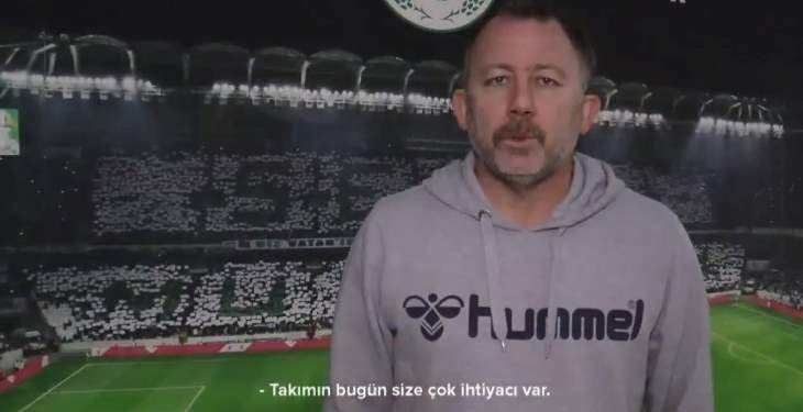 Sergen Süper Lig'er Döndü