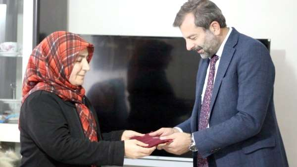 Bursalı şehit annelerinden sınırdaki askerlere duygulandıran hediye