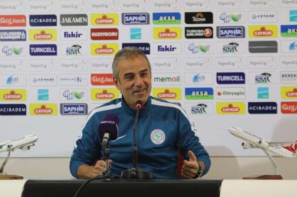 İsmail Kartal: 'Bugün sahadaki herkes aslanlar gibi oynadı'
