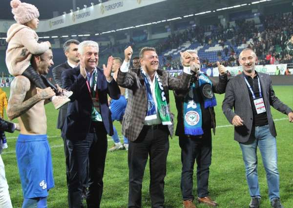 Süper Lig: Çaykur Rizespor: 1 - Antalyaspor: 0 (Maç Sonucu)