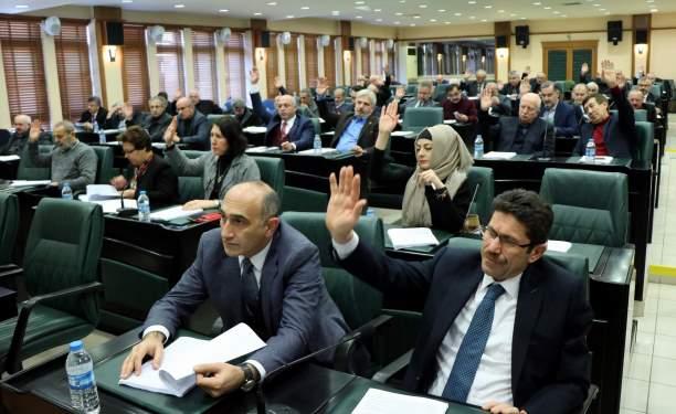 Samsun Haberleri:Samsun Meclisinde 'Cumhur İttifakı'