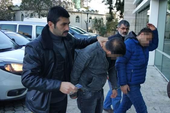 Samsun Haberleri: Kumar Baskını:2 Gözaltı